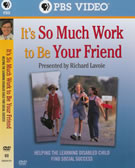 It's So Much Work To Be Your Friend DVD