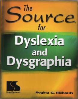 The Source for Dyslexia & Dysgraphia