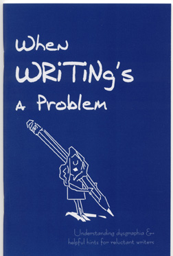 When Writing's a Problem